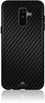 "Black Rock Cover ""Flex Carbon"" voor Samsung Galaxy A6+ (2018), Zwart"