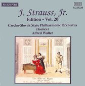 Strauss Jr. J.: Edition Vol.20