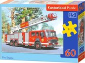 Fire Engine puzzel 60 stukjes