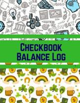 CheckBook Balance Log: Check And Debit Card Log Book, Checking Account Payment Record Tracker