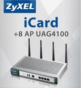 E-ICARD 8 AP UAG4100 LICENSE