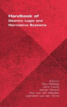 Handbook of Deontic Logic and Normative Systems