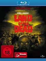 Land of the Dead (blu-ray)