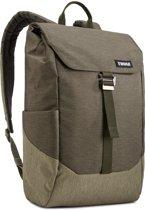 Thule Lithos Backpack -Laptop Rugzak - 16L / Donkergroen
