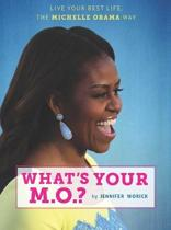 Boekomslag van 'What's Your M.O.?'