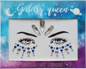 Face Jewels - Galaxy Queen