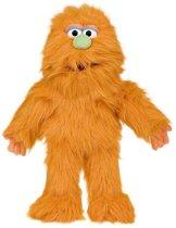 Handpop Oranje Monster 14'' Sillypuppets