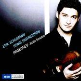 Prokofiev, Sonatas For Violin & Piano Nos 1 & 2; M