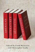 American Literature's Aesthetic Dimensions
