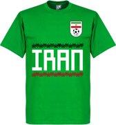 Iran Team T-Shirt - Groen - S