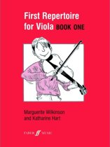 First Repertoire For Viola Book 1