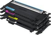 Samsung CLT-P4072C - Tonercartridge / 4 Kleuren / 4 Pack
