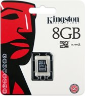 Kingston 8GB Micro SDHC