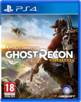 Cover van de game Ghost Recon: Wildlands - PS4