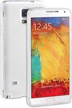 BeHello Gel Case voor Samsung Galaxy Note 4 - Transparant