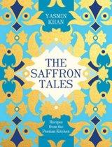 Boek cover The Saffron Tales van Yasmin Khan (Hardcover)