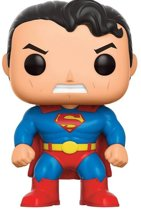 Pop Heroes Dark Knight Returns Superman Vinyl Figure
