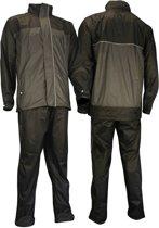 Ralka Intensive Regenpak - Volwassenen - Unisex - Maat S - Zwart