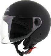 MT Street helm mat zwart S