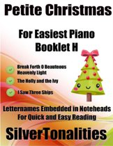Petite Christmas for Easiest Piano Booklet H1