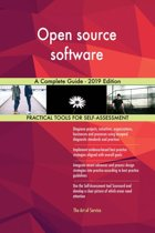 Open source software A Complete Guide - 2019 Edition