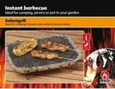 Bellatio Barbecues Wegwerp barbecue