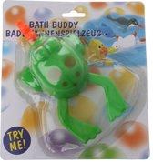 Eddy Toys Badspeelgoed Zwemmende Kikker 17 Cm