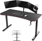 Computer game bureau gaming desk Thomas zit sta in