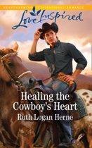 Healing The Cowboy's Heart (Mills & Boon Love Inspired) (Shepherd's Crossing, Book 5)