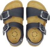 Nelson Kids jongens sandaal - Blauw - Maat 27