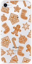 iPhone 8 Hoesje Christmas Cookies