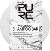 Handmade shampoo bar - Macaroon
