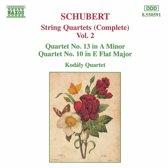 Schubert:String Quartets Vol.2