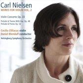Carl Nielsen: Works for Violin, Vol. 2