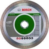 Bosch - Diamantdoorslijpschijf Best for Ceramic 180 x 22,23 x 2,2 x 10 mm