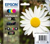 Multipack 4-colours 18XL Claria Home Ink