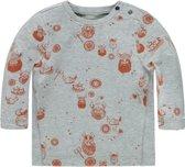 Tumble 'N Dry Jongens T-shirt - Grey Light - Maat 56