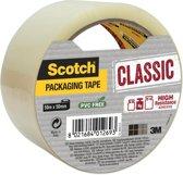 24x Scotch verpakkingsplakband, 50mmx50 m, PP, transparant, individueel verpakt