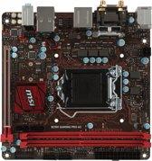 MSI B250I GAMING PRO AC LGA 1151 (Socket H4) Intel® B250 mini ITX