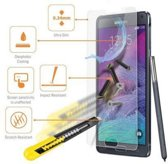 2 Pack - Tempered Glass Screenprotector voor Samsung Galaxy Note 4