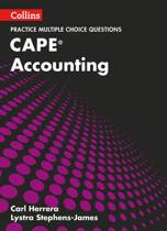 Collins CAPE Accounting - CAPE Accounting Multiple Choice Practice
