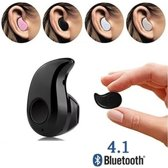 Draadloze Bluetooth Headset - In-Ear Oordopje - Bluetooth 4.1- zwart