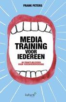 Mediatraining voor iedereen