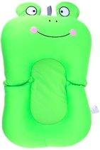 Baby badkussen groen