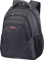 American Tourister Laptoprugzak - At Work Laptop Backpack13.3-14.1 inch Grey/Orange