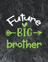 Future Big Brother: The best week by week pregnancy journal notebook
