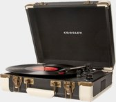 Crosley CR6019A Executive - Zwart