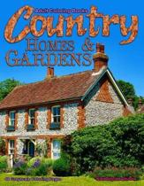 Adult Coloring Books Country Homes & Gardens