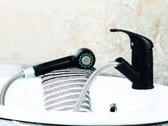 Excellent Wellness Keukenkraan model 8985A, kleur Mat Zwart