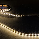 Waterdichte LED strip Warm Wit 6watt 5 meter